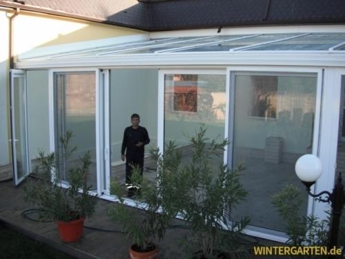 Wintergarten - Konstruktion, Systeme, Galerie und Preise